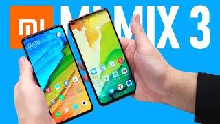 Xiaomi Mi Mix 3 с царапинами и б/у от Pandao: распаковка рядом с Honor View 20