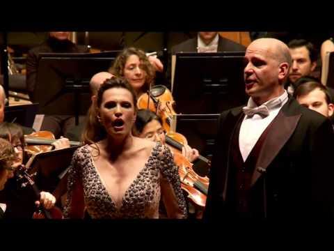 """La Traviata"". Ainhoa Arteta, Juan Jesús Rodríguez. Dúo Violetta/Germont (A Coruña, 2015)"