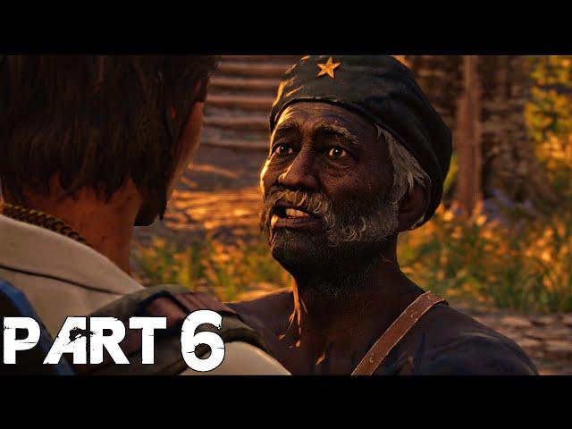 Far Cry 6 Gameplay Walkthrough Part 6- Meet The Legends, Room Service & National Treasure (FAR CRY 6