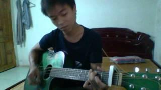 Guitar cover-Yêu mình anh (Thu Minh)