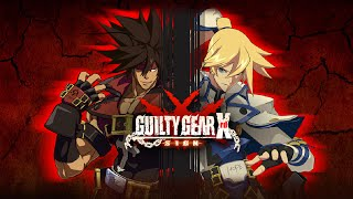 Guilty Gear Xrd -SIGN- PC Gameplay