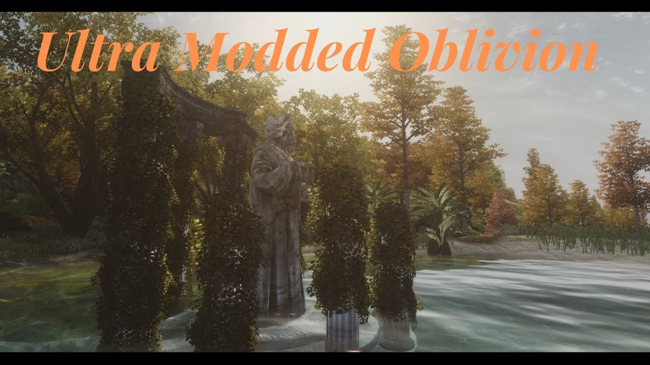 EXTREME Modded Oblivion | Reloaded | Monkey ENB | 1440p
