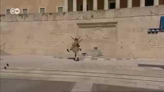 Немецкие туристы опасаются отдыхать в Греции(На парламентских выборах в воскресенье греки решат будущее своей страны. Выход из еврозоны для многих пред..., 2012-06-15T12:25:21.000Z)