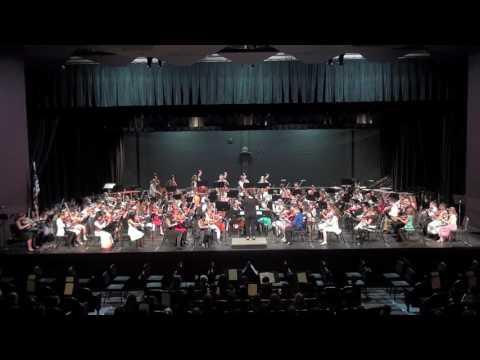 DelBorgo, Elliot. La Petite Danseuse. Arlington 5th Grade Orchestra