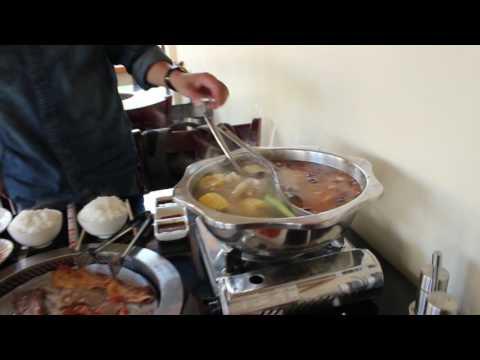 Chinatown Boston korean bbq & hotpot buffet
