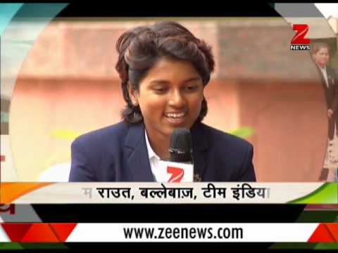 Watch: Exclusive interview of Indian women's cricket team wi