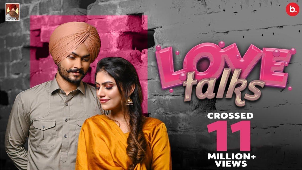 DOWNLOAD Love Talks – Himmat Sandhu (Official Video) Latest Punjabi Songs 2021| New Punjabi Songs 2021 Mp4