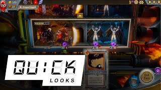 Quick Look: Monster Train (Video Game Video Review)