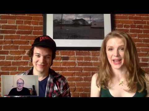 'Carnage Park'  with Ashley Bell and Mickey Keating!