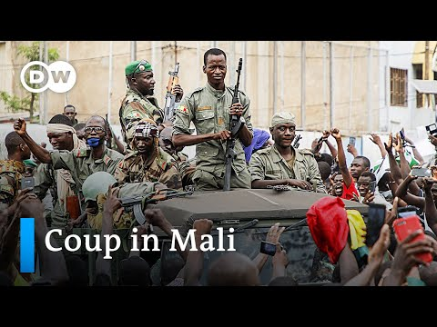 Mali military coup: What does it mean for the country's future? | DW News