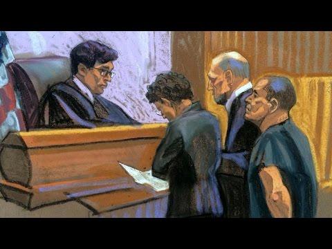 "Drug lord ""El Chapo"" pleads not guilty"