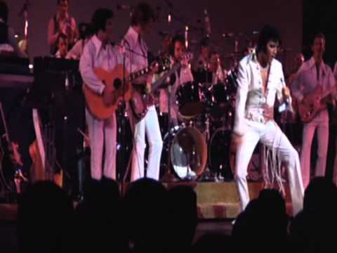 Elvis Presley - Patch It Up - Live 70