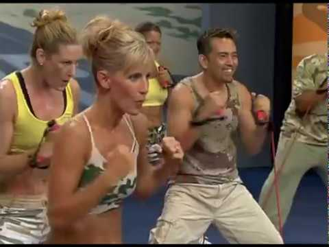 Billy Blanks Boot Camp Elite Mission 3 ROCK SOLID ABS