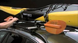 Монтиране на багажник Thule Multi Purpose Holder 874(, 2012-01-18T08:37:00.000Z)