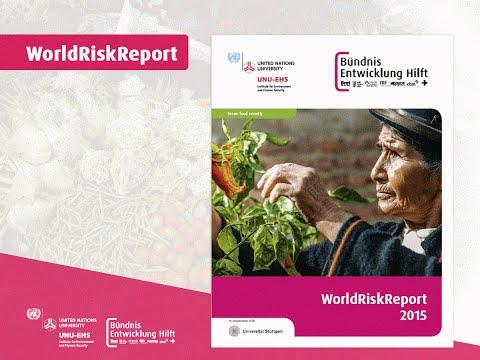 World Risk Report 2015 - Berlin Launch