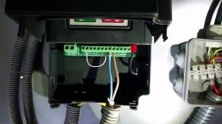 Подключение частотного преобразователя invt gd10(, 2015-12-15T16:50:27.000Z)