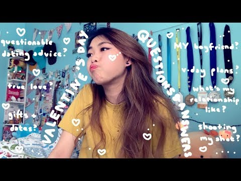 VaLeNtInEs DaY Q&A | Ideal Date Ideas? | My First Date Ever? | Tiffany Weng from YouTube · Duration:  24 minutes 21 seconds