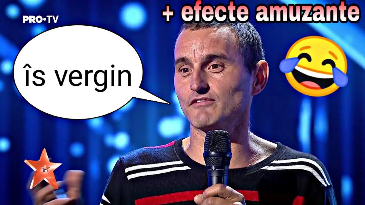 Cel mai sincer om, Stand Up comedy autentic la Romanii Au Talent (Muresan Grigore)