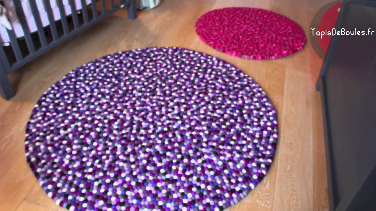 tapis de boules youtube. Black Bedroom Furniture Sets. Home Design Ideas