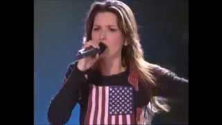 Смотреть клип Shania Twain - Rock This Country
