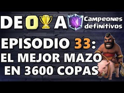 SE HUELE ARENA LEGENDARIA! SOBREPASANDO LAS 3700 COPAS, A TORNEO! De 0 a Campeones Definitivos #33