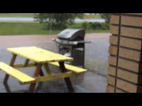 Florida Rain in Tatamagouche!