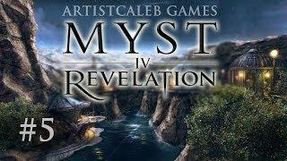 Myst IV: Revelation gameplay 5