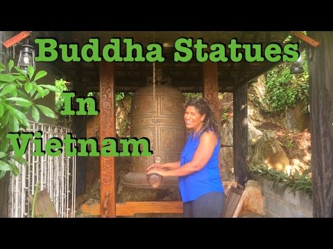 Finding Buddha Statue Carvings in Vietnam