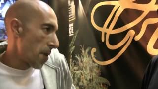 Cannafest 2015 Franco Strain Hunters Green House Seeds