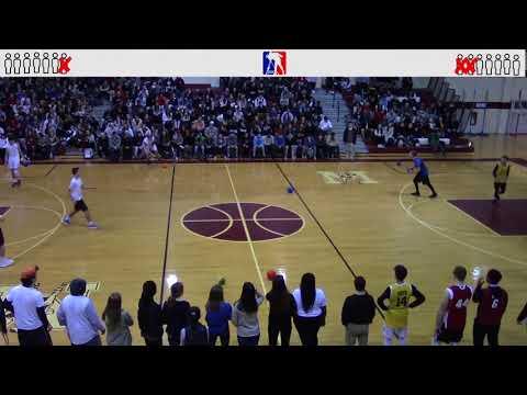 Morristown High School Dodgeball tournament recap