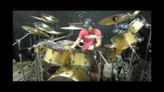 Staind - Not Again (Drum Cover by Alan Badia) on vintage TAMA Superstars