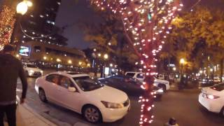 Cubs World Series win 2016 - live reaction from downtown