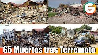 Peña Nieto declara luto nacional tras Terremoto