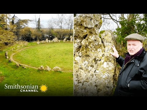 Are the Rollright Stones Actually Ancient Energy Fields? 🔮 Mystic Britain | Smithsonian Channel