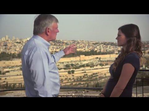7 Days in the Holy Land - Day 1: Jerusalem