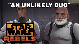 An Unlikely Duo - Stealth Strike Preview | Star Wars Rebels