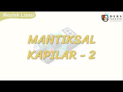 MANTIKSAL KAPILAR-2