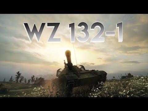WZ-132-1 + ФАРМ STREAM - 26.03.2018 [ World of Tanks ] thumbnail