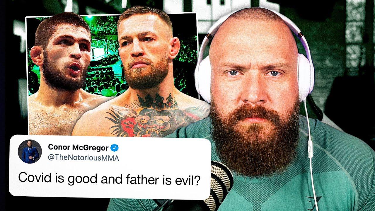 Conor McGregor's DARK Tweet Has Crossed The Line.