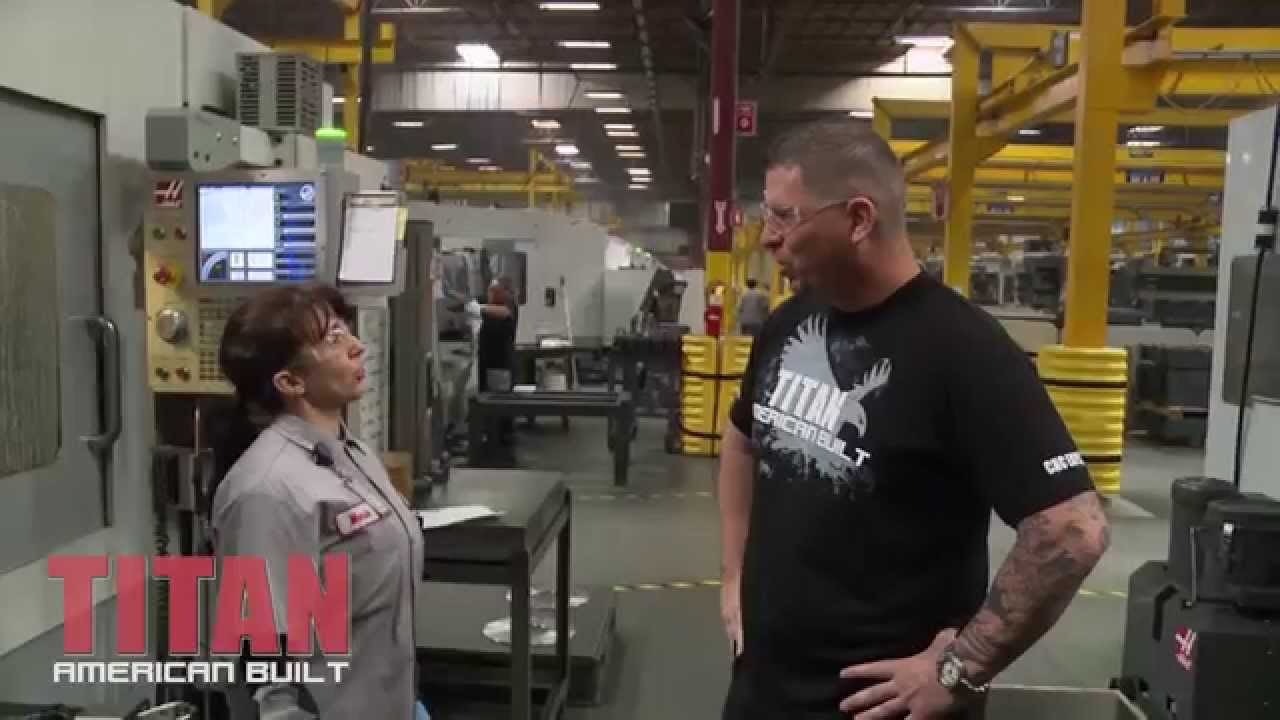 Haas Automation Showcases Women Machinists