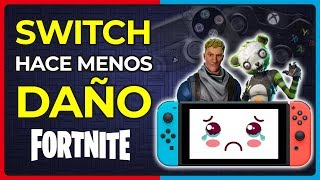 ¡¡SWITCH EN DESVENTAJA!! FORTNITE SUFRE UN TERRIBLE BUG EN NINTENDO SWITCH
