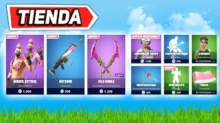 NEW DOUBLE FILO PEAK ET BEACH SKINMD FORTNITE STORE 25 juin