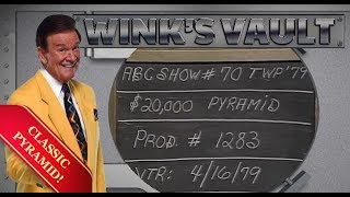 $20,000 Pyramid - Billy Crystal CLASSIC RETRO GAME SHOW!