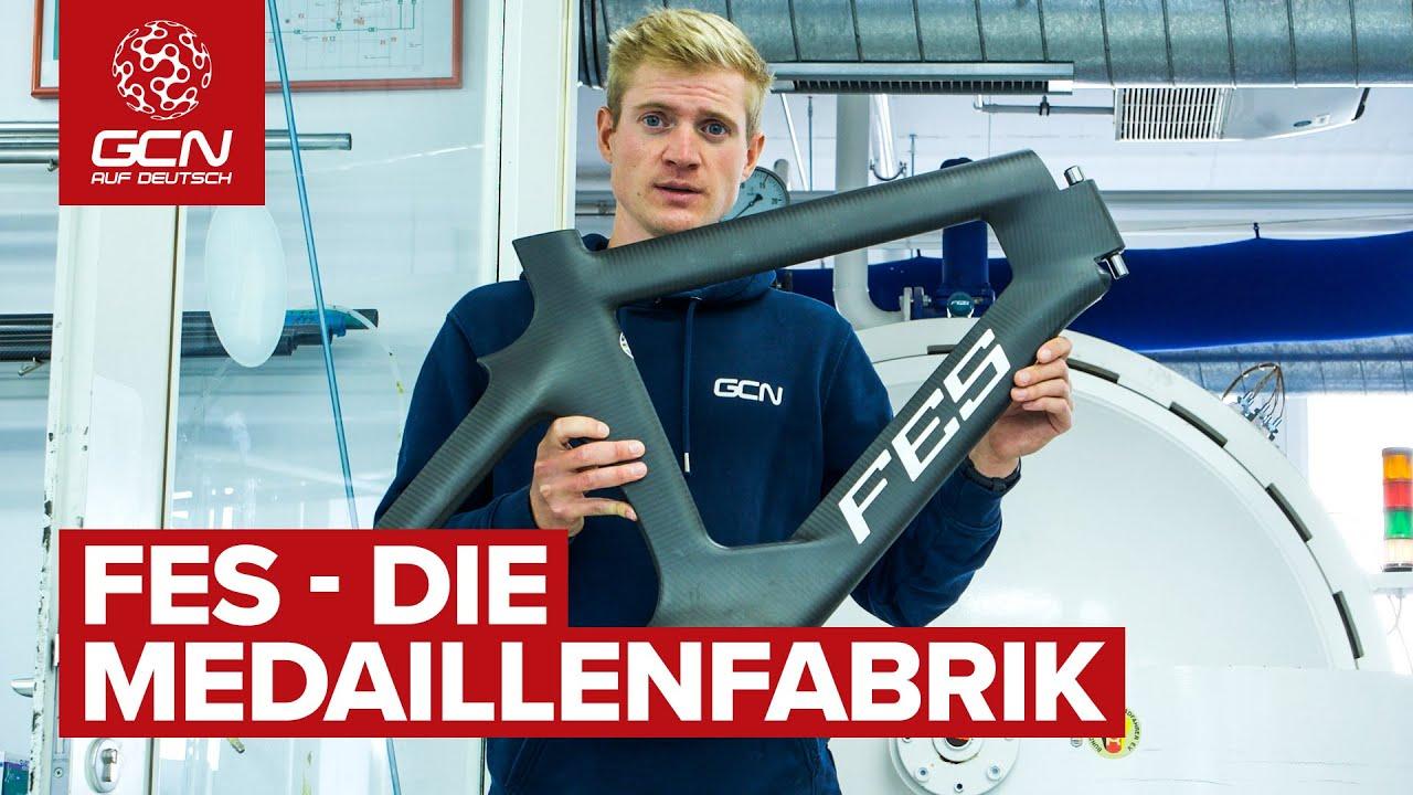 Download Wie man ein Carbon Fahrrad entwickelt, produziert und damit gewinnt! FES - Deutsche Geheimwaffen.