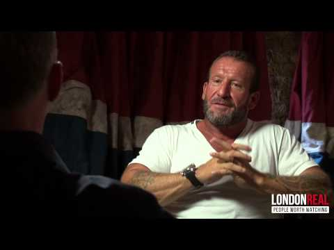 BODYBUILDING COMPETITION PREPARATION - Dorian Yates on London Real