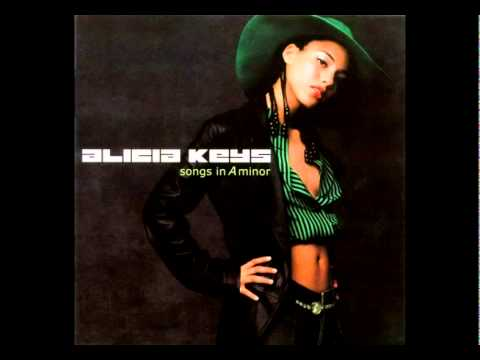 Alicia Keys - Caged Bird - Songs In A Minor