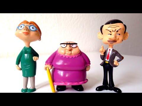 Mr Bean Figures