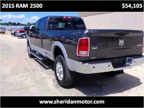 2015 Ram 2500 New Cars Sheridan Wy Youtube