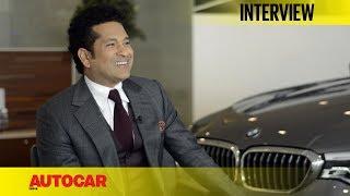 Sachin Tendulkar | Interview | Autocar India