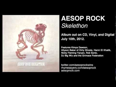 Aesop Rock - Zero Dark Thirty